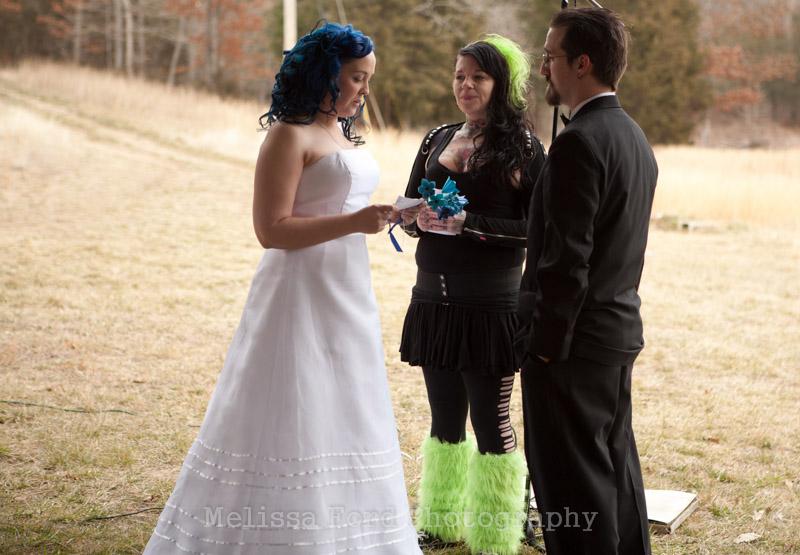 Smokie's vows